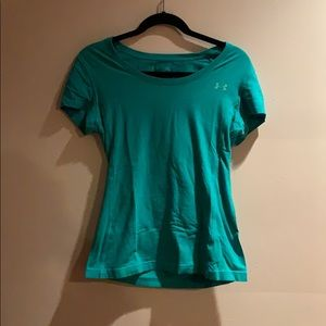 Under Armour Charged semi-fitted T